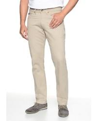hellbeige Jeans von Stooker Men