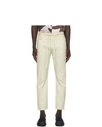 hellbeige Jeans von Vyner Articles