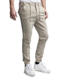 hellbeige Jogginghose von Eight2Nine