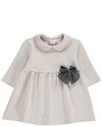 hellbeige Kleid