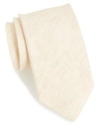 hellbeige Krawatte