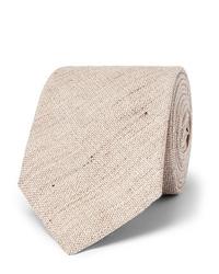 hellbeige Krawatte von Kingsman