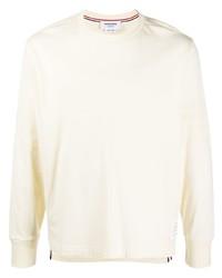 hellbeige Langarmshirt von Thom Browne