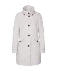 hellbeige Mantel von Comma