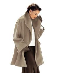 hellbeige Mantel von LADY