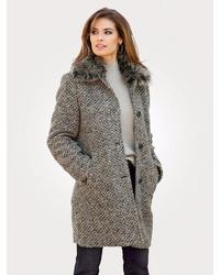 hellbeige Mantel von MONA