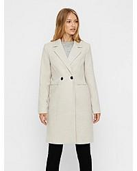 hellbeige Mantel von Vero Moda