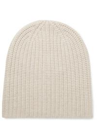 hellbeige Mütze von Alex Mill