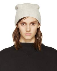 hellbeige Mütze von Etoile Isabel Marant