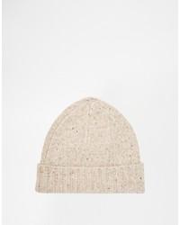 hellbeige Mütze von Original Penguin