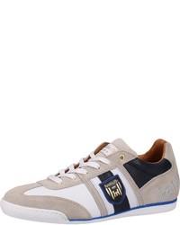 hellbeige niedrige Sneakers von Pantofola D'oro