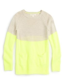 hellbeige Pullover