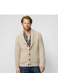 hellbeige Pullover