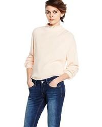 hellbeige Pullover von Boohoo
