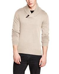 hellbeige Pullover von Celio