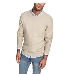 hellbeige Pullover von ESPRIT Collection