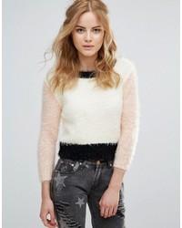hellbeige Pullover von Glamorous