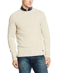 hellbeige Pullover von Marc O'Polo