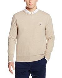 hellbeige Pullover von Polo Ralph Lauren