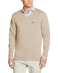 hellbeige Pullover von Spagnolo