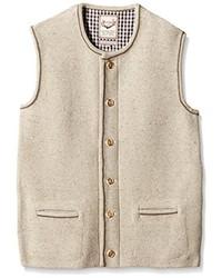 hellbeige Pullover von Stockerpoint