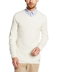 hellbeige Pullover von Tom Tailor Denim