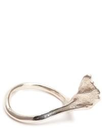 hellbeige Ring von Claire English