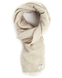 Hellbeige Schal