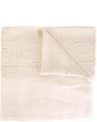 hellbeige Schal von Brunello Cucinelli