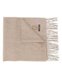 hellbeige Schal von Moschino
