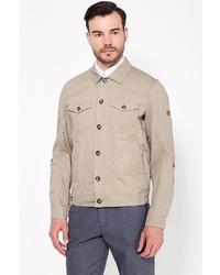 hellbeige Shirtjacke von FiNN FLARE