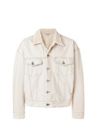 hellbeige Shirtjacke von Yeezy