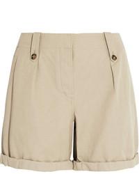 hellbeige Shorts von Burberry