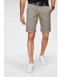hellbeige Shorts von edc by Esprit