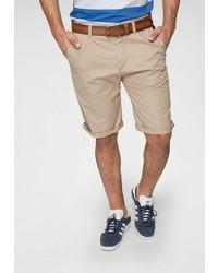 hellbeige Shorts von Esprit