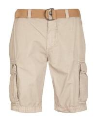 hellbeige Shorts von G.I.G.A. DX by killtec
