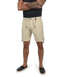 hellbeige Shorts von INDICODE
