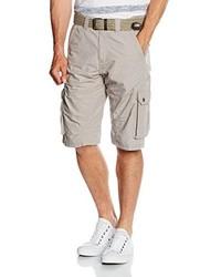 hellbeige Shorts von LERROS
