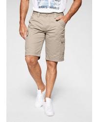 hellbeige Shorts von mans world