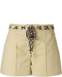 hellbeige Shorts von MICHAEL Michael Kors
