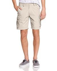 hellbeige Shorts von Oxbow