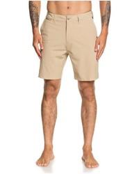hellbeige Shorts von Quiksilver