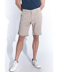 hellbeige Shorts von SteffenKlein