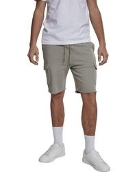 hellbeige Shorts von Urban Classics