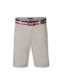 hellbeige Shorts von Via Cortesa