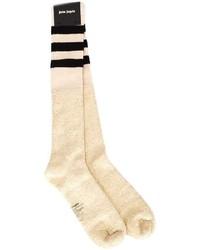 hellbeige Socken