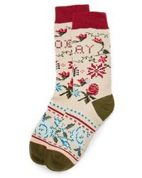 hellbeige Socken von Stance