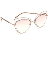 hellbeige Sonnenbrille von Marc Jacobs