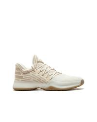 hellbeige Sportschuhe von adidas