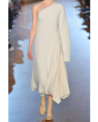 hellbeige Strick Sweatkleid von Stella McCartney